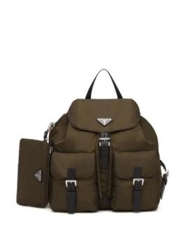 Multipocket Backpack by Prada
