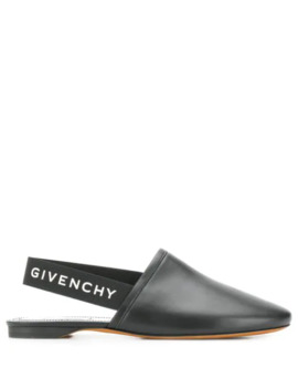 Slingback Flat Mules by Givenchy