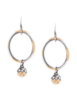 Dichotomy Earrings by Bottega Veneta