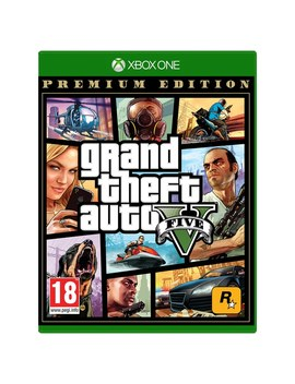 Grand Theft Auto V Premium Edition Xbox One by Smyths