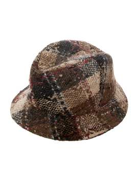 Wool Bucket Hat W/ Tags by Burberry