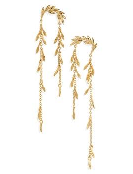 Willow Drop Earrings by Gorjana