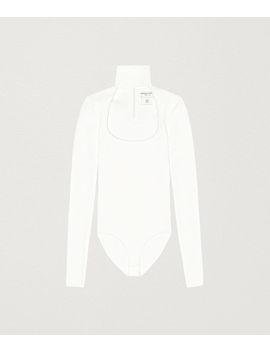 Bodysuit In Wool by Bottega Veneta