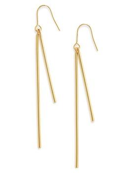Park Avenue Drop Earrings by Uncommon James By Kristin Cavallari