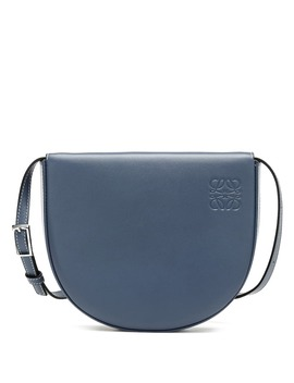 Heel Mini Leather Shoulder Bag by Loewe