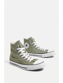 Converse Chuck Taylor All Star Jade High Top Trainers by Converse