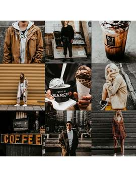Urban City Lightroom Mobile Presets / Moody Male Blogger Preset by Etsy