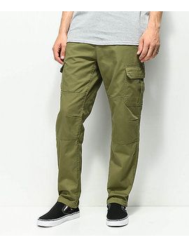 Empyre Orders Olive Cargo Pants by Zumiez