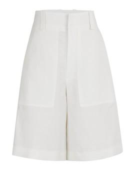 Nathan Linen Blend Shorts by Gauchere