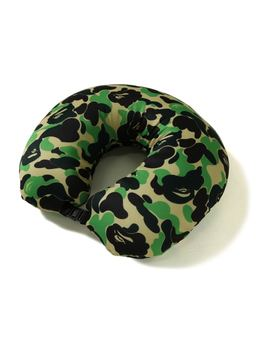 Bape Abc 2 Way Neck Pillow Green by Stock X