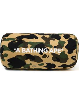 Bape 1st Camo Cushion Yellow by Stock X