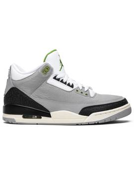 Air Jordan 3 Retro 'chlorophyll' by Air Jordan
