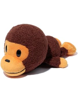 Bape Plush Doll 25cm Milo (Kids) Brown by Stock X