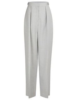 Wide Leg Dress Pants by Stella Mc Cartney