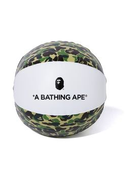 Bape Abc Beach Ball Green by Stock X