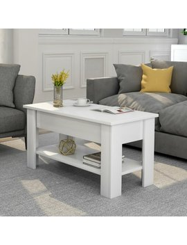 Firenze Coffee Table With Storage by 17 Stories