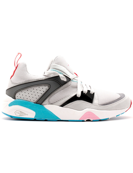 Puma Blaze Of Glory Sneaker Freaker Great White by Stock X