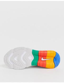 Серые кроссовки Nike Air Max 200 by Nike