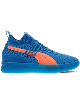 Puma Clyde Court City Pack New York Knicks by Stock X