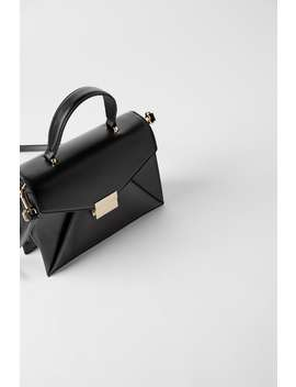 Clutch City Bag Bagswoman Shoes & Bags by Zara