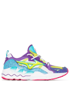 Wave Rider Fresh 90 Low Top Sneakers by Mizuno