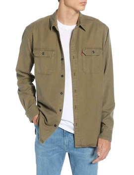 Jackson Slim Fit Worker Shirt by Levi's®