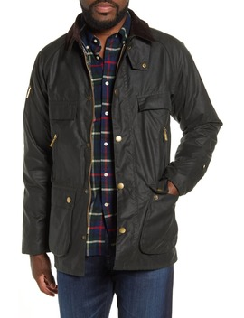 Icon Bedale Waxed Cotton Jacket by Barbour