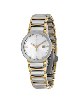 Centrix Jubile Silver Dial Two Tone Ladies Watch by Rado