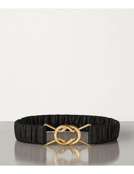 Belt In Nappa by Bottega Veneta