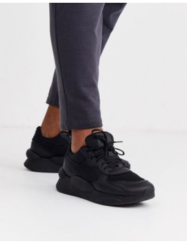 Puma   Rs 9.8   Sneakers In Zwart by Puma