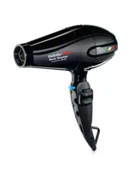 Ba Byliss® Pro Nano™ Titanium Portofino Dryer In Black by Bed Bath And Beyond