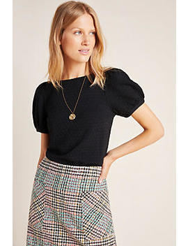 Parker Puff Sleeved Top by Anthropologie