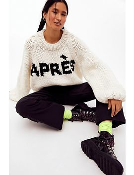 Apres Pullover by Gogo Sweaters