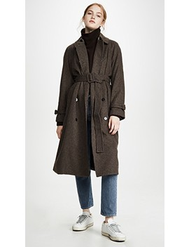 Classic Trench by Theory