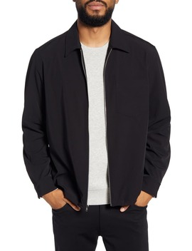 Elas Lightweight Shirt Jacket by Club Monaco