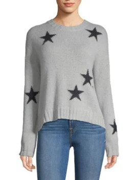 Star Wool Blend Sweater by Rails