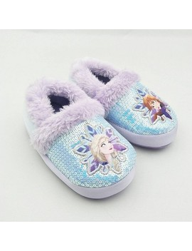Toddler Girls' Disney Frozen Ballet Slippers by Disney