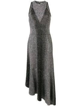 Vestido Asimétrico Sin Mangas by Givenchy