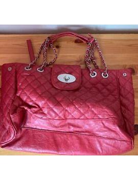 Marc B Red Bag by Ebay Seller