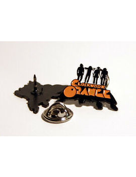 Clockwork Orange Group Pin (Mba 268 ) by Ebay Seller
