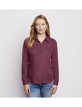 Soft Dobby Shirt by Orvis
