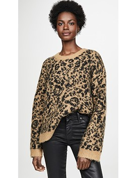 Leopard Sweater by Madewell