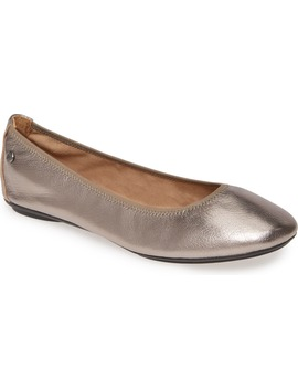 'chaste' Ballet Flat by Hush Puppies