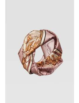 Limited Edition Printed Handkerchief by Zara