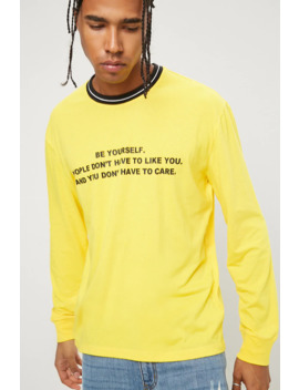 Be Yourself Graphic Tee by Forever 21