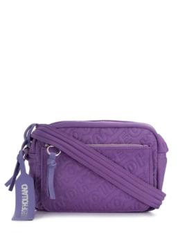 сумка через плечо с вышитым логотипом by House Of Holland