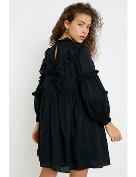 "Urban Outfitters – Minikleid ""May"" Mit Zier Stickerei by Urban Outfitters Shoppen"
