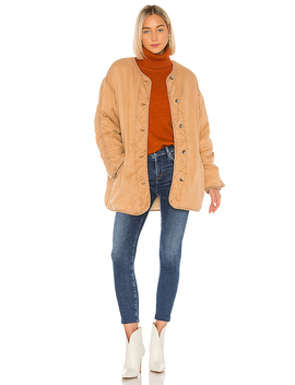 Ivy Jacket In Sand by Free People