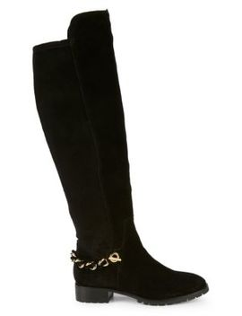 Skylar Over The Knee Boots by Karl Lagerfeld Paris