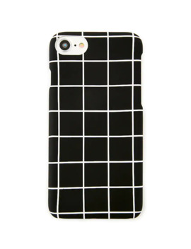 Grid Case For I Phone 6/7/8 by Forever 21